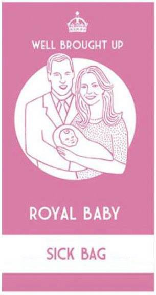 royalbabysickbag