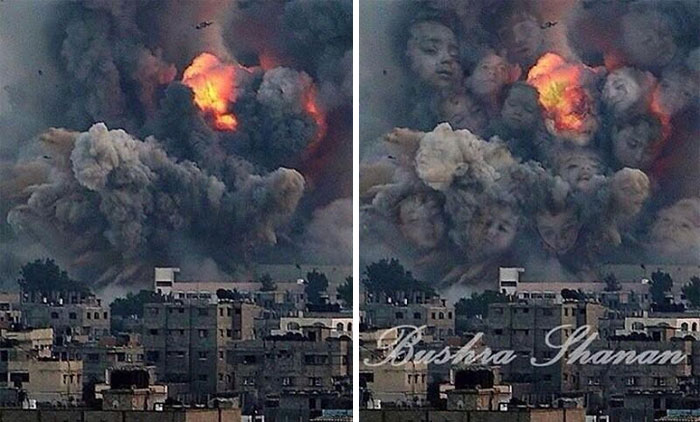 gaza-israel-rocket-strike-smoke-art-19